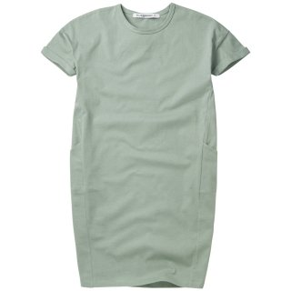 <img class='new_mark_img1' src='https://img.shop-pro.jp/img/new/icons14.gif' style='border:none;display:inline;margin:0px;padding:0px;width:auto;' />MINGO   T-shirt  dress /  sea foam