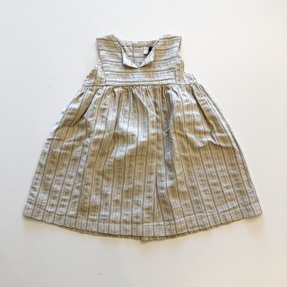 <img class='new_mark_img1' src='https://img.shop-pro.jp/img/new/icons20.gif' style='border:none;display:inline;margin:0px;padding:0px;width:auto;' />1+in the family  / dress RITA / BEIGE  18m last one! 30%OFF
