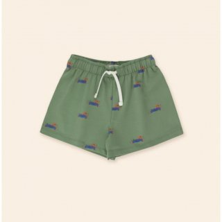 <img class='new_mark_img1' src='https://img.shop-pro.jp/img/new/icons14.gif' style='border:none;display:inline;margin:0px;padding:0px;width:auto;' />TINYCOTTONS   DOGGY PADDLE SHORT green/iris blue