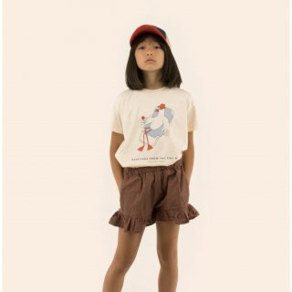 <img class='new_mark_img1' src='https://img.shop-pro.jp/img/new/icons14.gif' style='border:none;display:inline;margin:0px;padding:0px;width:auto;' />TINYCOTTONS   BIRD GRAPHIC TEE light cream/summer grey