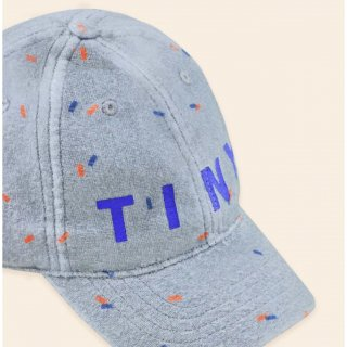 <img class='new_mark_img1' src='https://img.shop-pro.jp/img/new/icons14.gif' style='border:none;display:inline;margin:0px;padding:0px;width:auto;' />TINYCOTTONS   TINY STICKS CAP summer grey