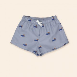 <img class='new_mark_img1' src='https://img.shop-pro.jp/img/new/icons14.gif' style='border:none;display:inline;margin:0px;padding:0px;width:auto;' />TINYCOTTONS   DOGGY PADDLE TRUNKS summer grey/iris blue