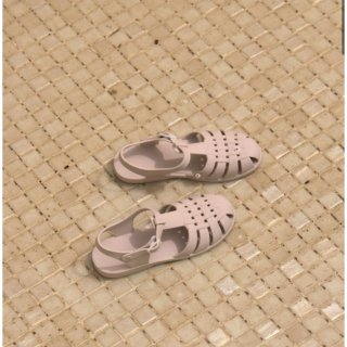 <img class='new_mark_img1' src='https://img.shop-pro.jp/img/new/icons14.gif' style='border:none;display:inline;margin:0px;padding:0px;width:auto;' />TINYCOTTONS  KIDS JELLY SANDALS  / dusty pink