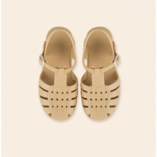 <img class='new_mark_img1' src='https://img.shop-pro.jp/img/new/icons14.gif' style='border:none;display:inline;margin:0px;padding:0px;width:auto;' />TINYCOTTONS  KIDS JELLY SANDALS  / sand