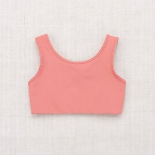<img class='new_mark_img1' src='https://img.shop-pro.jp/img/new/icons14.gif' style='border:none;display:inline;margin:0px;padding:0px;width:auto;' />MISHA&PUFF    Swim tie top  / coral. 2y last one!