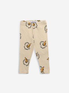 <img class='new_mark_img1' src='https://img.shop-pro.jp/img/new/icons14.gif' style='border:none;display:inline;margin:0px;padding:0px;width:auto;' />BOBO CHOSES  BABY  Birdie All Over leggings