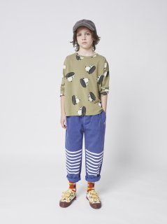 <img class='new_mark_img1' src='https://img.shop-pro.jp/img/new/icons14.gif' style='border:none;display:inline;margin:0px;padding:0px;width:auto;' />BOBO CHOSES  KIDS  Doggie All Over long sleeve T-shirt