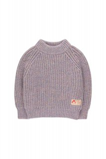 <img class='new_mark_img1' src='https://img.shop-pro.jp/img/new/icons14.gif' style='border:none;display:inline;margin:0px;padding:0px;width:auto;' />TINYCOTTONS   MULTICOLOR MOCKNECK SWEATER / pastel multicolor