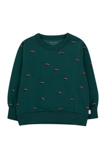 <img class='new_mark_img1' src='https://img.shop-pro.jp/img/new/icons14.gif' style='border:none;display:inline;margin:0px;padding:0px;width:auto;' />TINYCOTTONS   ANTS SWEATSHIRT  stormy blue/ink blue