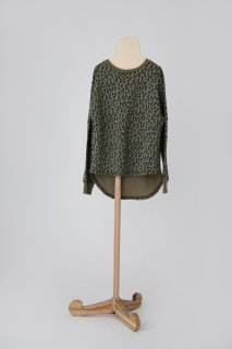 <img class='new_mark_img1' src='https://img.shop-pro.jp/img/new/icons14.gif' style='border:none;display:inline;margin:0px;padding:0px;width:auto;' />folk made  leopard long-T / beige leopard print