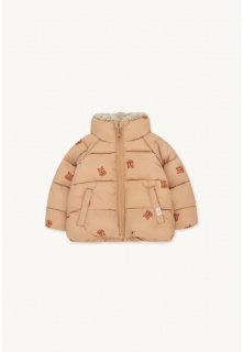 <img class='new_mark_img1' src='https://img.shop-pro.jp/img/new/icons14.gif' style='border:none;display:inline;margin:0px;padding:0px;width:auto;' />TINYCOTTONS   SQUIRRELS PADDED BABY JACKET toffee/true brown