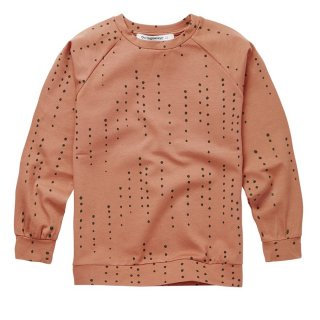 <img class='new_mark_img1' src='https://img.shop-pro.jp/img/new/icons14.gif' style='border:none;display:inline;margin:0px;padding:0px;width:auto;' />MINGO  Long sleeve  /  Dewdrops Chocolate