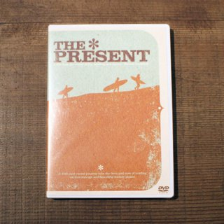 【THE PRESENT】-A SURF FILM BY THOMAS CAMPBELL