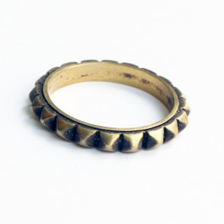 STUDS RING (BRASS)