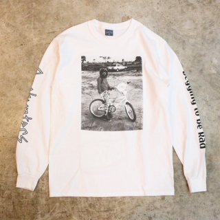 Begging to be Rad L/S Tee