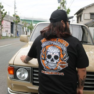 【HARLEY DAVIDSON】TEE<img class='new_mark_img2' src='https://img.shop-pro.jp/img/new/icons58.gif' style='border:none;display:inline;margin:0px;padding:0px;width:auto;' />