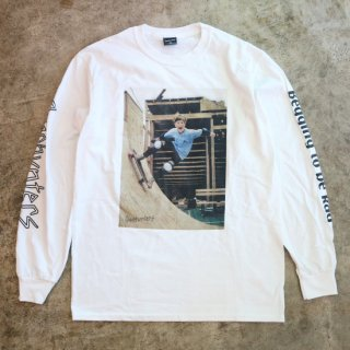 Begging to be Rad 1/s tee rob welsh L/S Tee