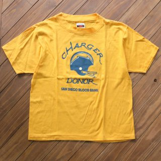 LA Chargers DONOR TEE<img class='new_mark_img2' src='https://img.shop-pro.jp/img/new/icons5.gif' style='border:none;display:inline;margin:0px;padding:0px;width:auto;' />