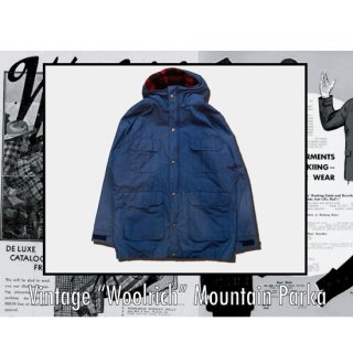 WOOL RICH 60s MOUNTAIN JKT<img class='new_mark_img2' src='https://img.shop-pro.jp/img/new/icons5.gif' style='border:none;display:inline;margin:0px;padding:0px;width:auto;' />