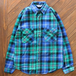 70s FIVE BROTHER DEAD STOCK FLANNEL SHIRT<img class='new_mark_img2' src='https://img.shop-pro.jp/img/new/icons5.gif' style='border:none;display:inline;margin:0px;padding:0px;width:auto;' />