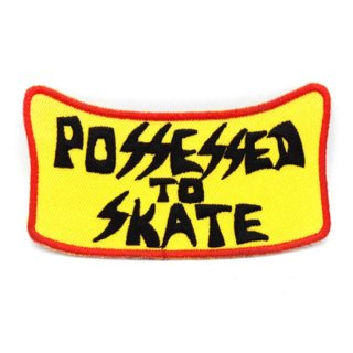 Suicidal Possessed to Skate Patch<img class='new_mark_img2' src='https://img.shop-pro.jp/img/new/icons5.gif' style='border:none;display:inline;margin:0px;padding:0px;width:auto;' />