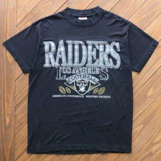 LOS ANGELES RAIDERS AMERICAN CONFERENCE TEE<img class='new_mark_img2' src='https://img.shop-pro.jp/img/new/icons5.gif' style='border:none;display:inline;margin:0px;padding:0px;width:auto;' />