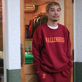 Wallenberg Trackies<img class='new_mark_img2' src='https://img.shop-pro.jp/img/new/icons5.gif' style='border:none;display:inline;margin:0px;padding:0px;width:auto;' />