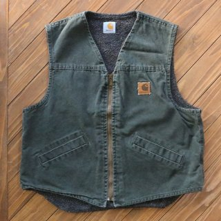 US Carhartt Used Vest<img class='new_mark_img2' src='https://img.shop-pro.jp/img/new/icons5.gif' style='border:none;display:inline;margin:0px;padding:0px;width:auto;' />