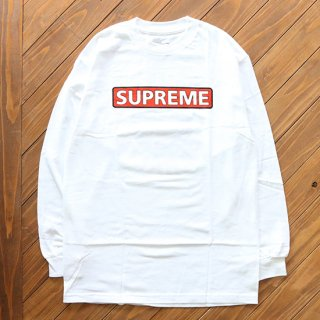 【POWELL PERALTA】 SUPREME LS TEE<img class='new_mark_img2' src='https://img.shop-pro.jp/img/new/icons5.gif' style='border:none;display:inline;margin:0px;padding:0px;width:auto;' />