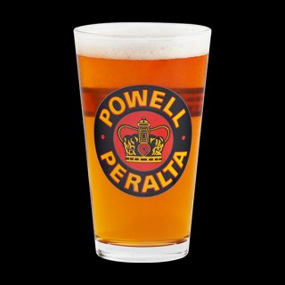 【POWELL PERALTA】 PINT GLASS SUPREME<img class='new_mark_img2' src='https://img.shop-pro.jp/img/new/icons5.gif' style='border:none;display:inline;margin:0px;padding:0px;width:auto;' />