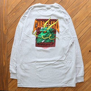 【POWELL PERALTA】 CABALLERO STREET DRAGON LS SHIRT<img class='new_mark_img2' src='https://img.shop-pro.jp/img/new/icons5.gif' style='border:none;display:inline;margin:0px;padding:0px;width:auto;' />