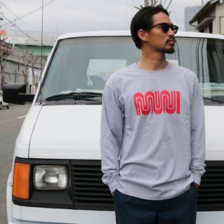 SF MUNI WORM LONG SLEEVE<img class='new_mark_img2' src='https://img.shop-pro.jp/img/new/icons5.gif' style='border:none;display:inline;margin:0px;padding:0px;width:auto;' />