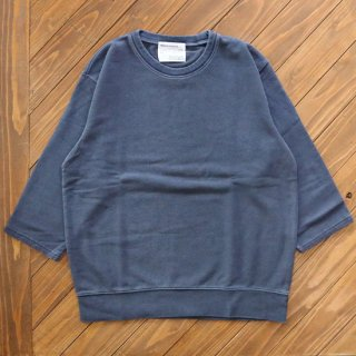 MUJI MID-SLEEVE SWEAT<img class='new_mark_img2' src='https://img.shop-pro.jp/img/new/icons5.gif' style='border:none;display:inline;margin:0px;padding:0px;width:auto;' />