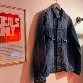 DENIM JACKET<img class='new_mark_img2' src='https://img.shop-pro.jp/img/new/icons5.gif' style='border:none;display:inline;margin:0px;padding:0px;width:auto;' />