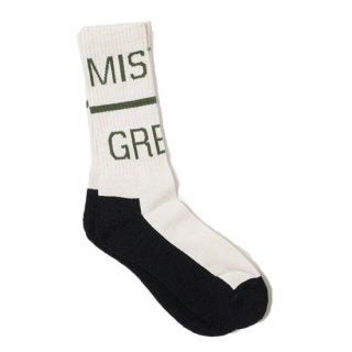 【MISTER GREEN】Swiss Wordmark Hemp Socks<img class='new_mark_img2' src='https://img.shop-pro.jp/img/new/icons5.gif' style='border:none;display:inline;margin:0px;padding:0px;width:auto;' />