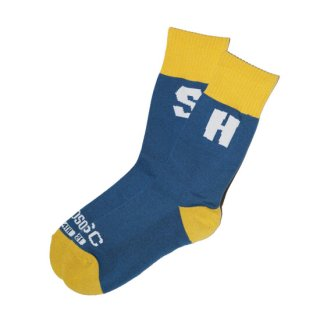 HANDSOME OXFORD×SURFSKATECAMP COLLEGE SOCKS<img class='new_mark_img2' src='https://img.shop-pro.jp/img/new/icons5.gif' style='border:none;display:inline;margin:0px;padding:0px;width:auto;' />