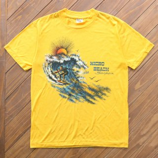 USED MICRO BEACH TEE<img class='new_mark_img2' src='https://img.shop-pro.jp/img/new/icons5.gif' style='border:none;display:inline;margin:0px;padding:0px;width:auto;' />