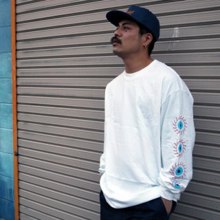 【SoCal Skateshop】 REPEATER LS TEE<img class='new_mark_img2' src='https://img.shop-pro.jp/img/new/icons5.gif' style='border:none;display:inline;margin:0px;padding:0px;width:auto;' />