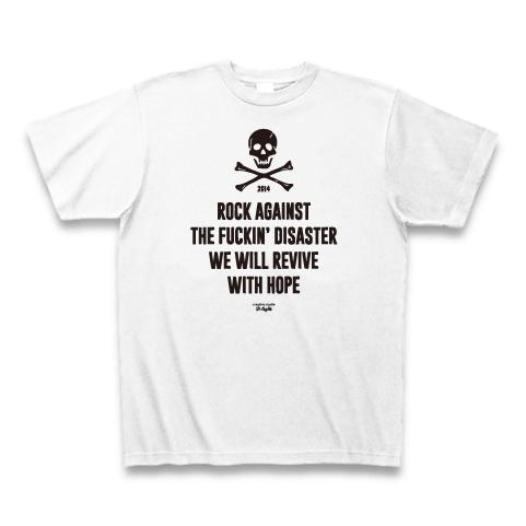 5.6ozヘビーTシャツ/Wh 2014