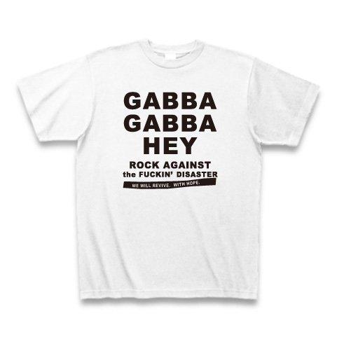 5.6ozヘビーTシャツ/Wh 2017