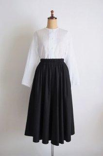 Pois E<br>スカート<br>OPERA cotton black