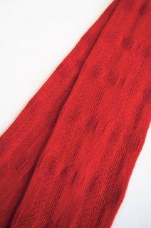 KURI BOTELLA<br>Ribbon tights<br>レッド