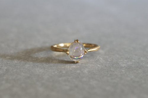 Germ water opal ring