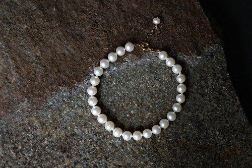 Round pearl bracelet