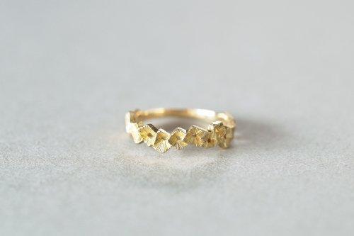 Akiraka ring / K18