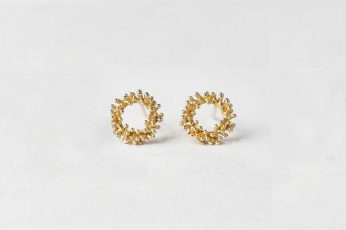 Tubu tubu earrings