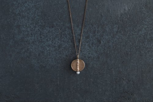 Plan necklace