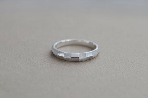 Kukeiha ring / Silver