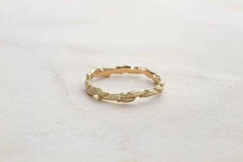 Meguru  ring / K18YG
