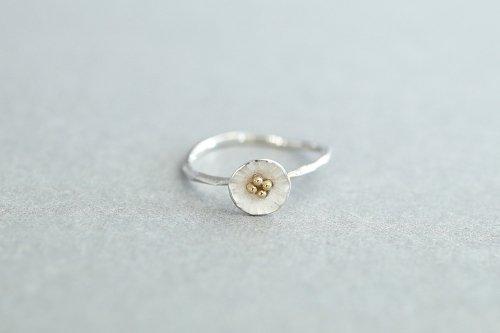 Petit flower ring / Mix